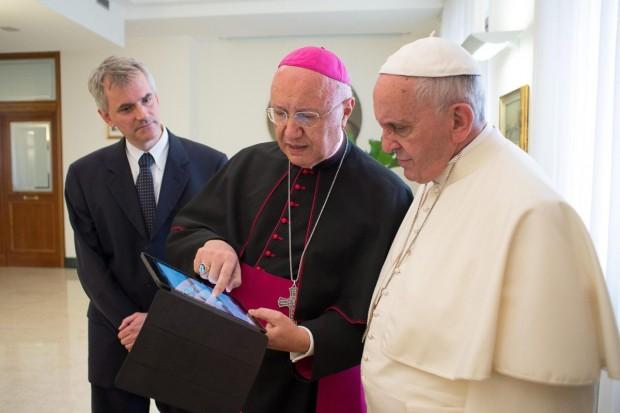 EPA VATICAN POPE FRANCIS REL CHURCHES (ORGANISATIONS) VAT