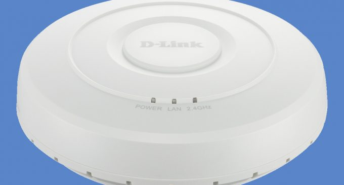 D-Link DWL-2600AP, Access Point cho doanh nghiệp