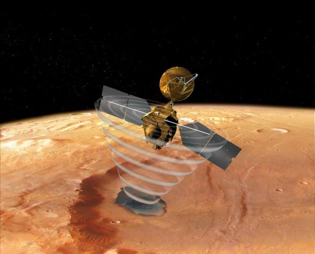 Sao Hỏa có nước