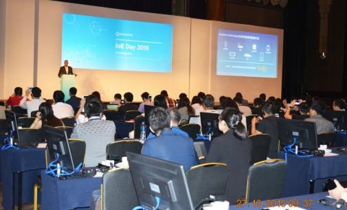 Ngày Internet của vạn vật Qualcomm IoE 2015 tại Shenzhen