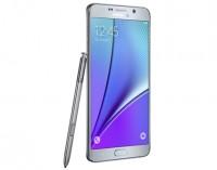 Samsung Galaxy Note 5 có thêm phiên bản màu bạc Titanium