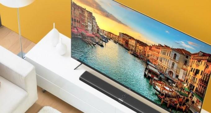 Tivi Xiaomi 60 inch 4K giá 800 USD
