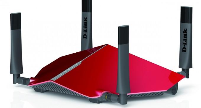 """D-Link đã có Wi-Fi router """"con cua huỳnh đế"""" chuẩn AC thế hệ thứ 2"""