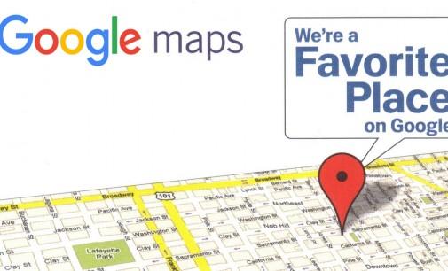 Chẳng cần biết vẽ bản đồ cũng có thể rinh quà từ Google Maps
