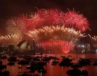 Sydney đón Giao thừa 2016
