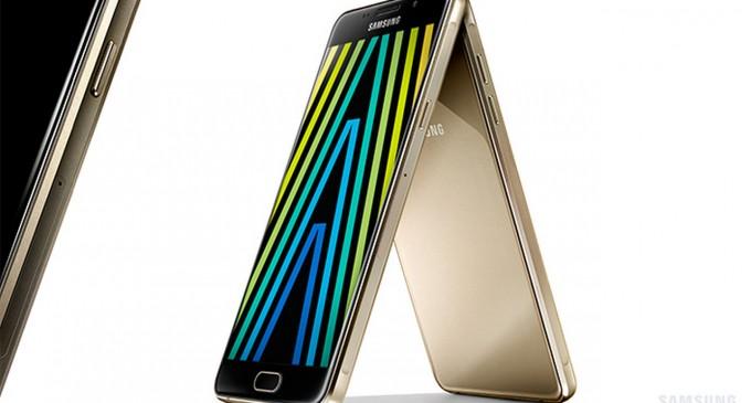 Samsung ra mắt smartphone Galaxy A5 và A7 phiên bản 2016 tại Việt Nam