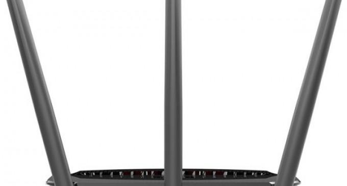 Cài đặt router Wi-Fi AC1750 High Power DIR-859 của D-Link