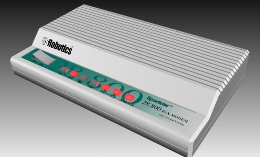 VIDEO: Nhớ tiếng modem dial-up kết nối năm xưa