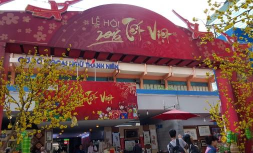 VIDEO: Lễ hội Tết Việt Bính Thân 2016