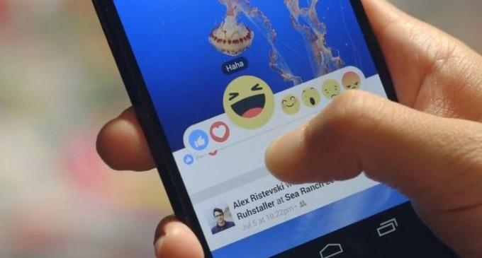 Facebook không chỉ thêm nút Dislike….