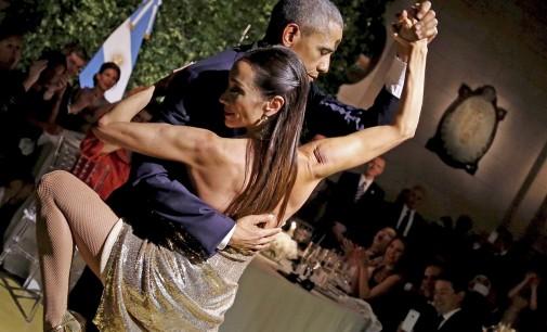 Tổng thống Obama nhảy tango ở Argentina
