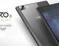 Smartphone Infinix Zero 3 có máy ảnh 20.7MP