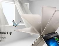 ASUS bán ở Việt Nam VivoBook Flip TP301UA: laptop xoay gập màn hình 360 độ