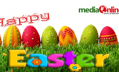 Happy Easter! Chúc mừng Phục sinh