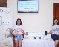 Pantech ra mắt hai smartphone V955 và V950 ở Việt Nam