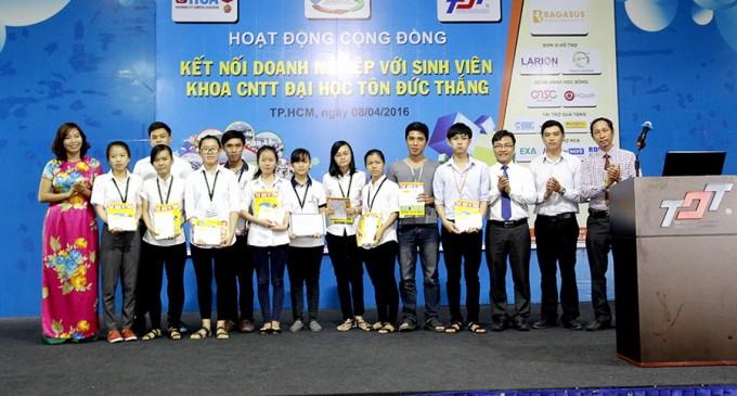HCA kết nối doanh nghiệp CNTT với sinh viên Đại học Tôn Đức Thắng