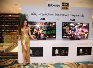 Những sản phẩm nghe nhìn mới năm 2016 của Sony có ở Việt Nam