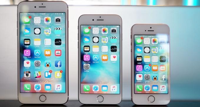 Phải chăng iPhone SE là cứu tinh của iPhone 6s?