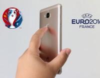 Huawei Việt Nam giảm giá thiết bị di động nhân dịp chung kết EURO 2016
