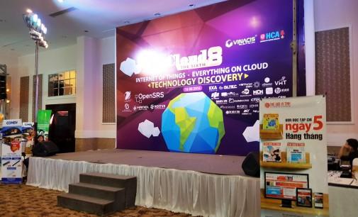VIDEO: Ngày hội Cloud8 lần thứ 6 – IoT trên mây