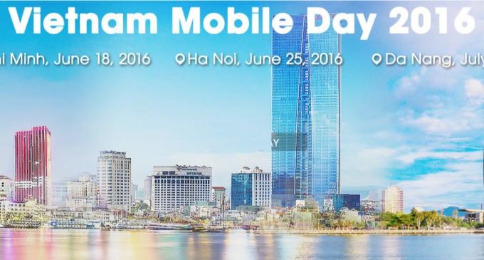Ngày di động Vietnam Mobile Day 2016 tại TP.HCM