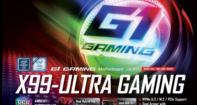 COMPUTEX 2016: Hãng Gigabyte giới thiệu những sản phẩm mới cho máy tính thời Ultra HD và VR