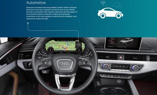 Qualcomm công bố Nền tảng Tham chiếu cho Ô tô kết nối sẵn sàng cho các dòng xe mới