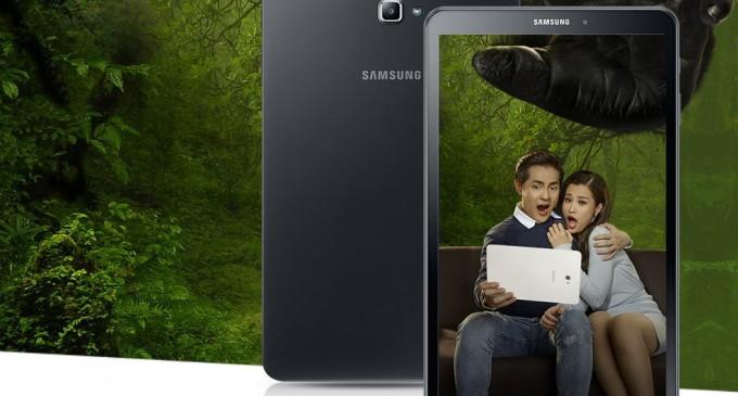 """Máy tính bảng Samsung Galaxy Tab A6 10.1"""" phiên bản 2016 ra mắt thị trường Việt Nam"""