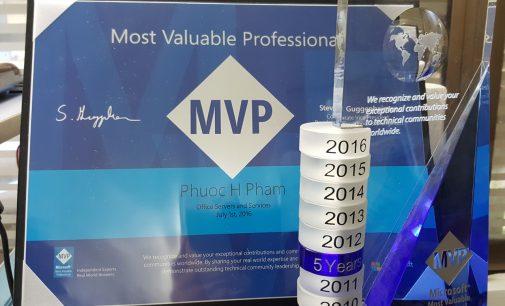 LÀ LÁ LA HÀNG VỀ: Bửu bối hành hiệp Microsoft MVP