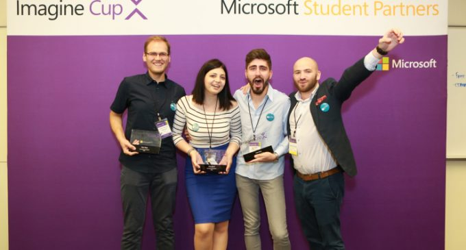 Kết quả Chung kết Cúp Sáng tạo toàn cầu Microsoft 2016