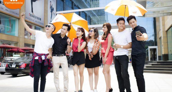 Vietnamobile ra mắt các gói cước dữ liệu theo tuần và tháng giúp người dùng tiết kiệm 30% chi phí