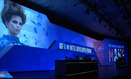 Intel giới thiệu nhiều công nghệ và sản phẩm mới tại sự kiện IDF 2016 ở San Francisco