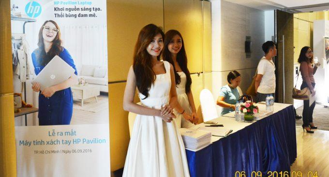 HP Việt Nam ra mắt dòng máy tính xách tay HP Pavilion 2016