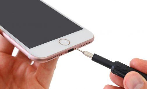 Bên trong iPhone 7 Plus