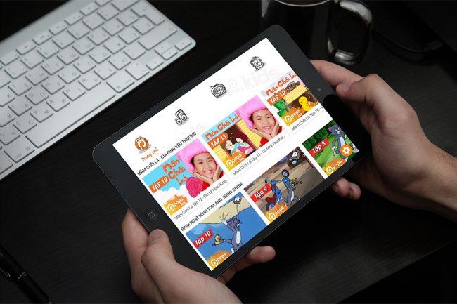 POPS Worldwide chính thức ra mắt ứng dụng POPS Kids TV trên iOS