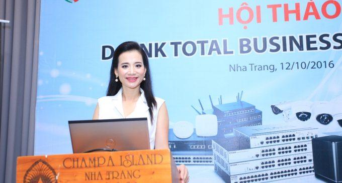 D-Link hợp tác với ISD giới thiệu các giải pháp mạng mới nhất cho các khách sạn và resort