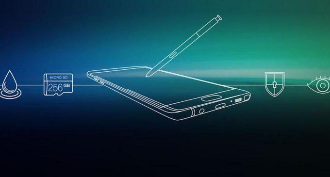 Thông báo mới nhất của Samsung Việt Nam về Galaxy Note7
