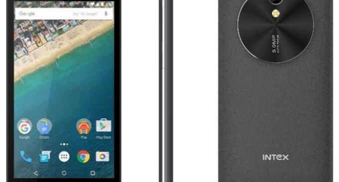 Digiworld tiếp tục đưa ra thị trường smartphone Intex Aqua và tablet Cink Tab