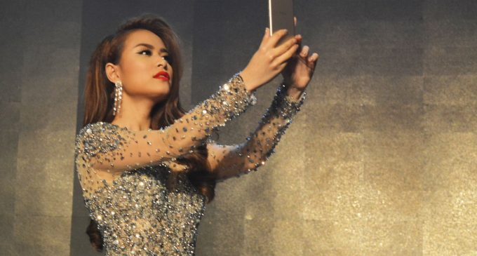 Smartphone Vivo V5 với camera trước 20MP có mặt tại Việt Nam
