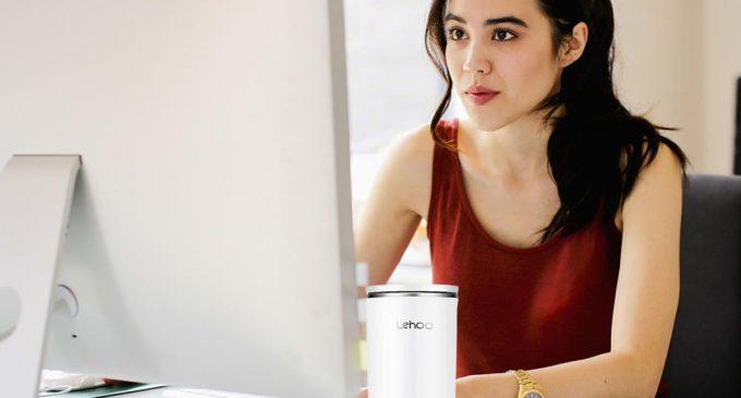 Lehoo Smart Cup – ly uống nước thông minh