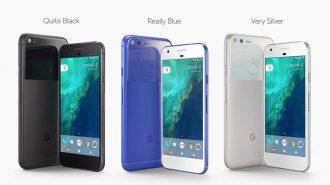 VIDEO: Google Pixel review