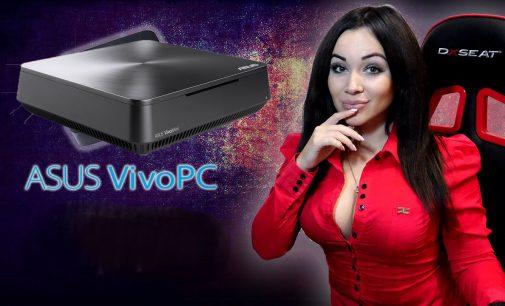 ASUS ra mắt máy tính tí hon VivoMini VM65 chạy CPU Intel thế hệ thứ 7