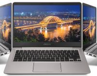 ASUS Việt Nam ra mắt laptop ZenBook UX410 viền màn hình siêu mỏng