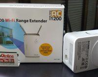 D-Link DAP-1620: thiết bị mở rộng sóng Wi-Fi AC1200 có 2 ăngten ngoài