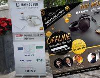 VIDEO: Trải nghiệm Sony Hi-Res Audio Signature Series cùng Mai Nguyên