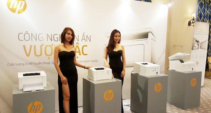 HP Việt Nam ra mắt thế hệ mới của máy in LaserJet Pro