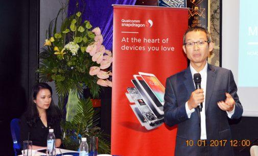 Qualcomm trong năm 2017 giúp Việt Nam triển khai thành công 4G LTE