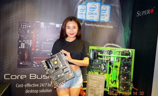 Super Micro giới thiệu dòng bo mạch chủ SuperO mới nhất dành cho game thủ tại Việt Nam