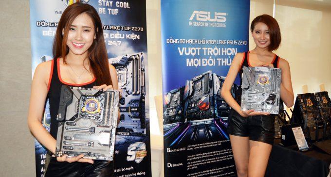 Các dòng bo mạch chủ Maximus IX và Strix Z270 mới của Asus có nhiều công nghệ tiên tiến và độc quyền