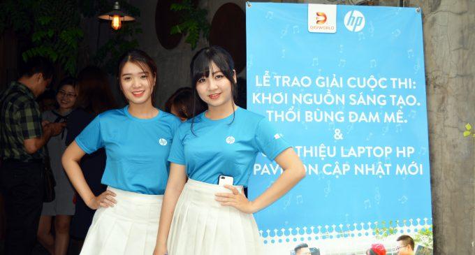 HP Việt Nam giới thiệu laptop HP Pavilion cập nhật mới cho năm 2017